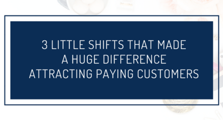 attracting paying customers