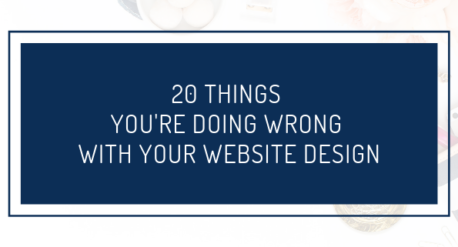 have a converting website